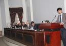 Расширенное  Собрание Академии наук Республики Таджикистан.